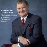 Wall Street Reporter Interviews Cincom CEO Tom Nies