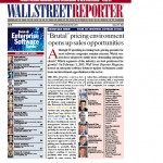 A Focus on Enterprise Software - Wall Street Reporter Interview -