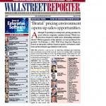 A Focus on Enterprise Software - Wall Street Reporter Interview -