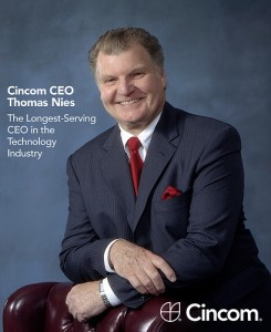 Tom Nies to Receive the Carl H. Lindner Award for Outstanding Business Achievement