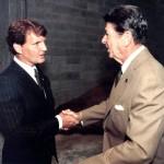 President Ronald Reagan Speaks About Cincom CEO Tom Nies - 1984
